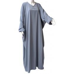 Abaya Mina Grise