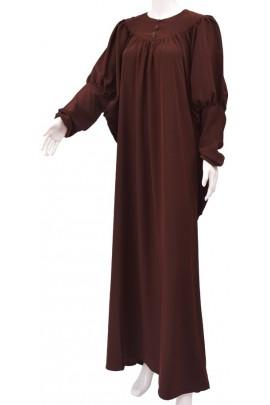 Abaya Arian Marron