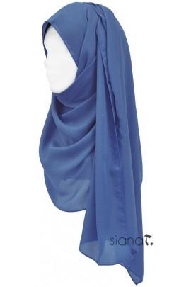Châle hijab rectangulaire