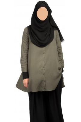 Chemise longue Meryem