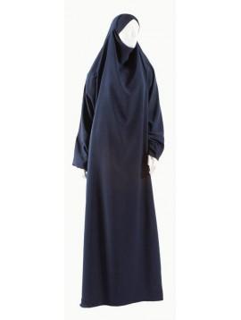 Blue Safâ jilbab