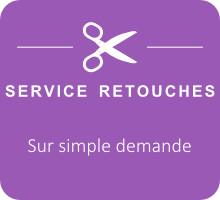 Service retouches