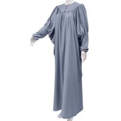 Abaya Arian Gris Clair