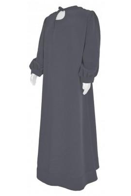 Abaya Jana Bleu