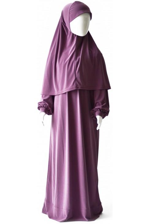 Girl Safia Jilbab
